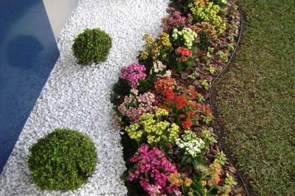 Risultati immagini per aiuole fiorite tutto l 39 anno idee for Aiuole in sassi