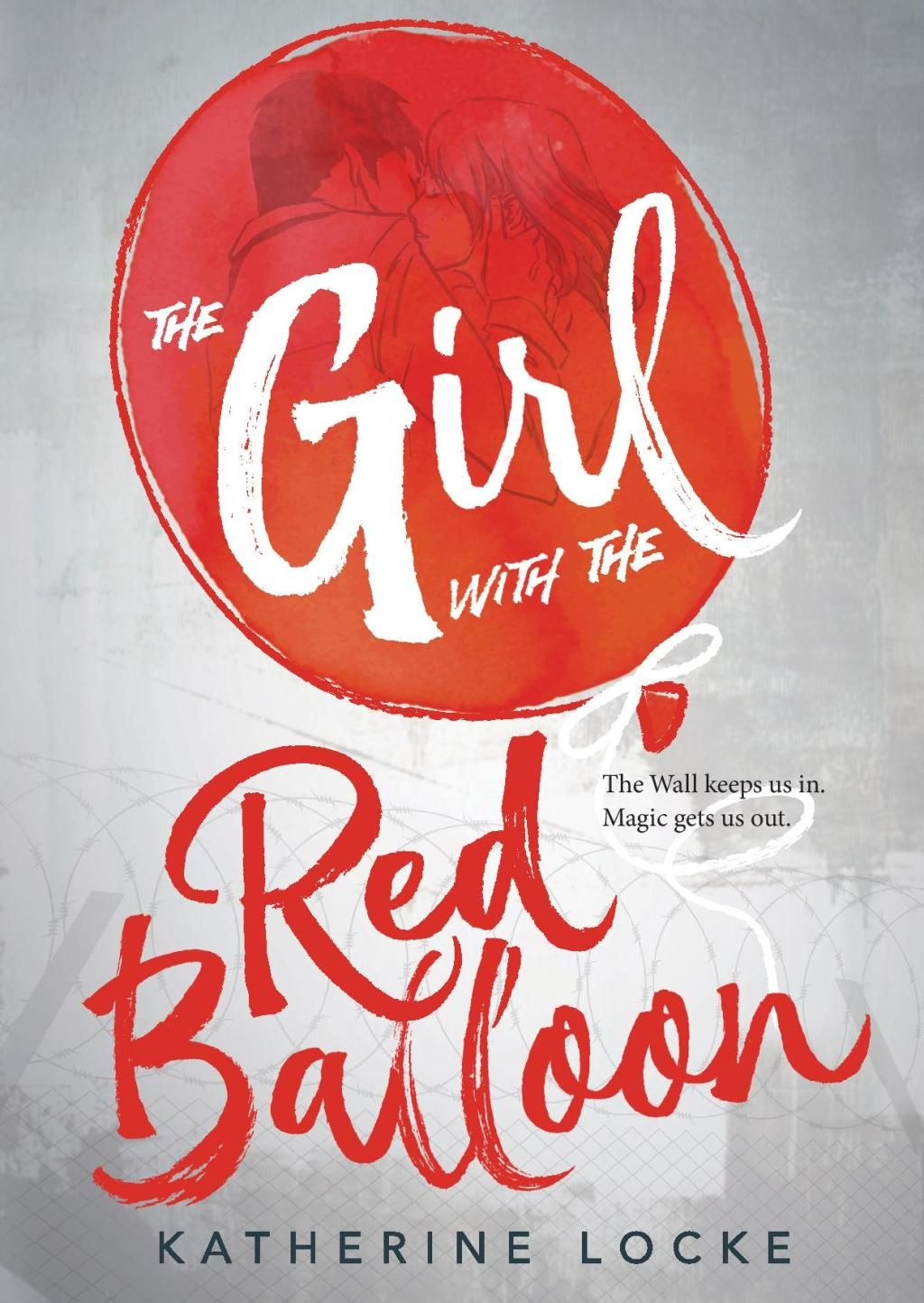 Katherine Locke: Five Things I Learned Writing The Girl With The Red Balloon