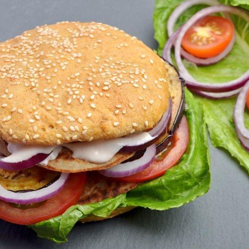 fogyókúrás hamburger