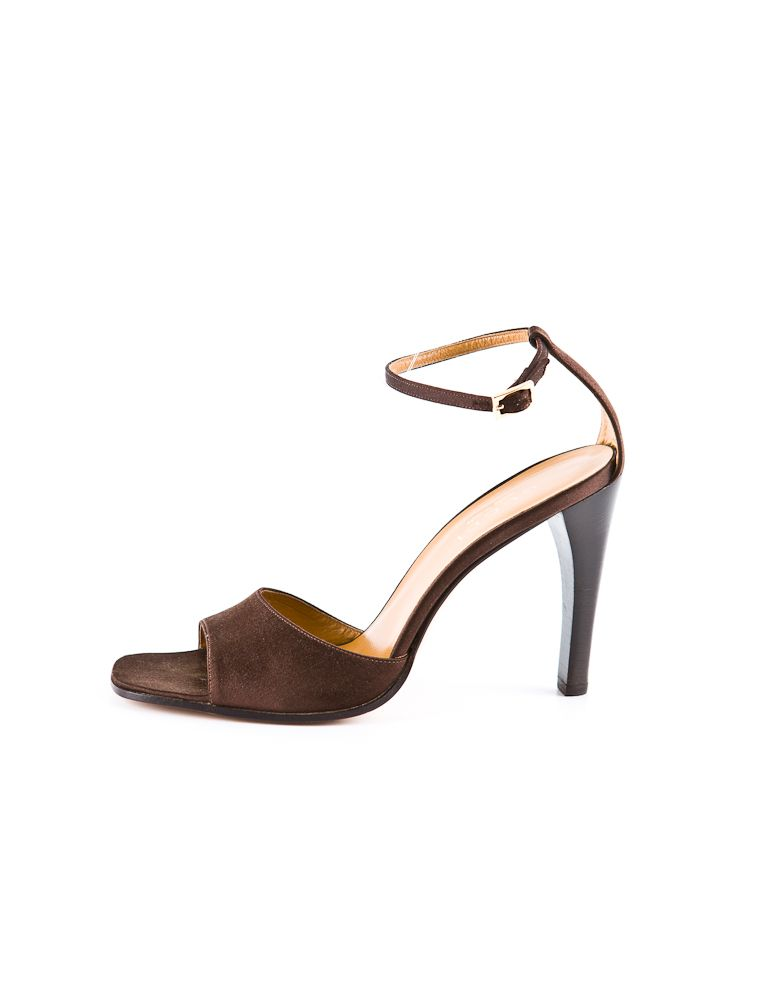 Gucci Open-Toe Sandal  cute