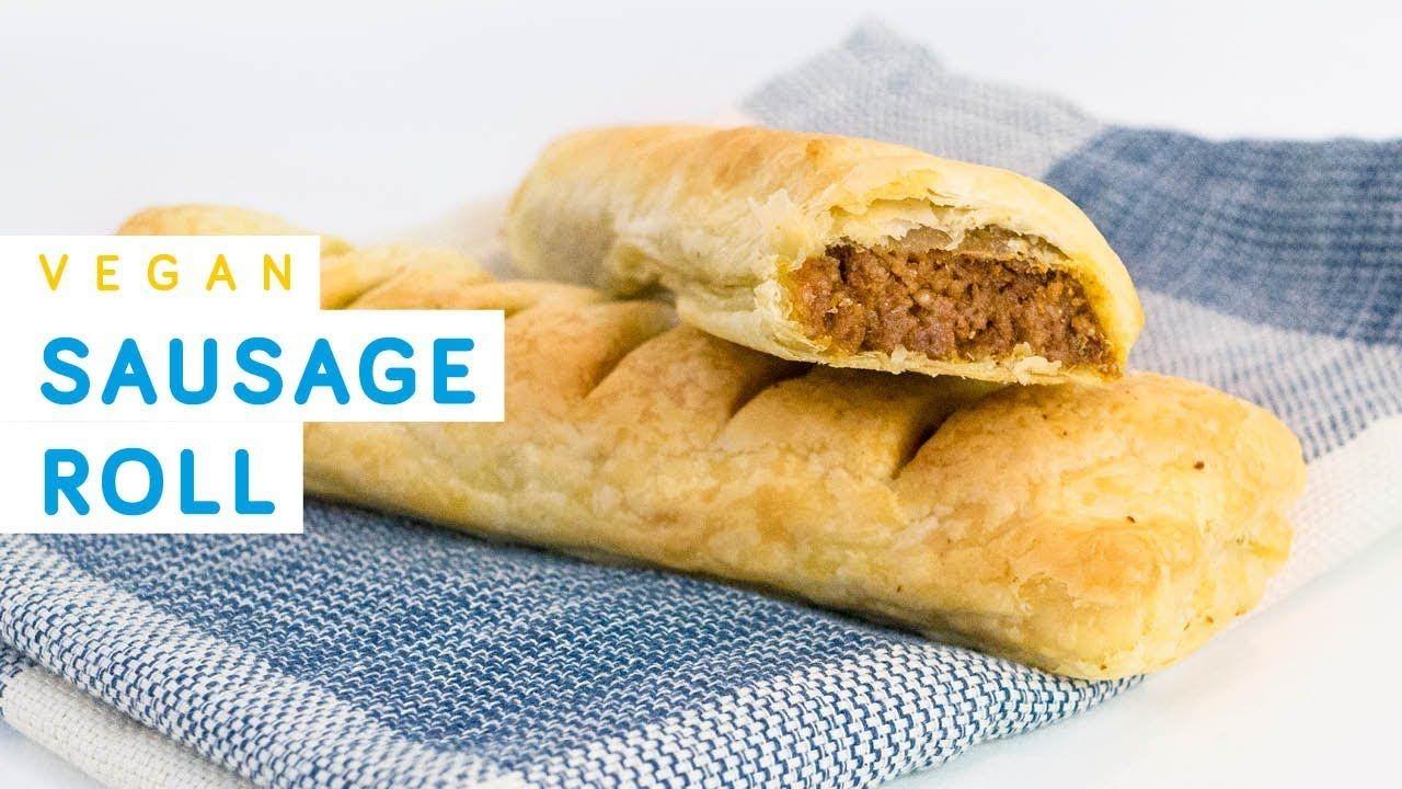 Greggs Vegan Sausage Roll Recipe Make Your Own Vegan Sausage Rolls Vegan Sausage Sausage Rolls