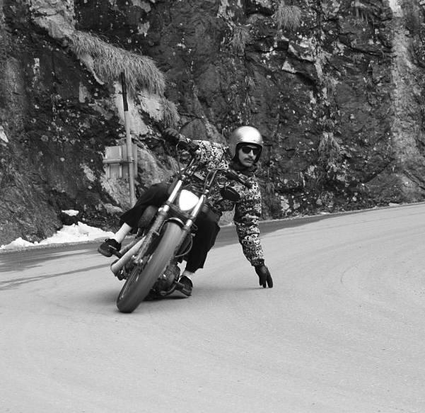 Cars Motorcycles That I Love: Fuck Yes. Test Yourself & Your Bike. Dans Le Tube #custom