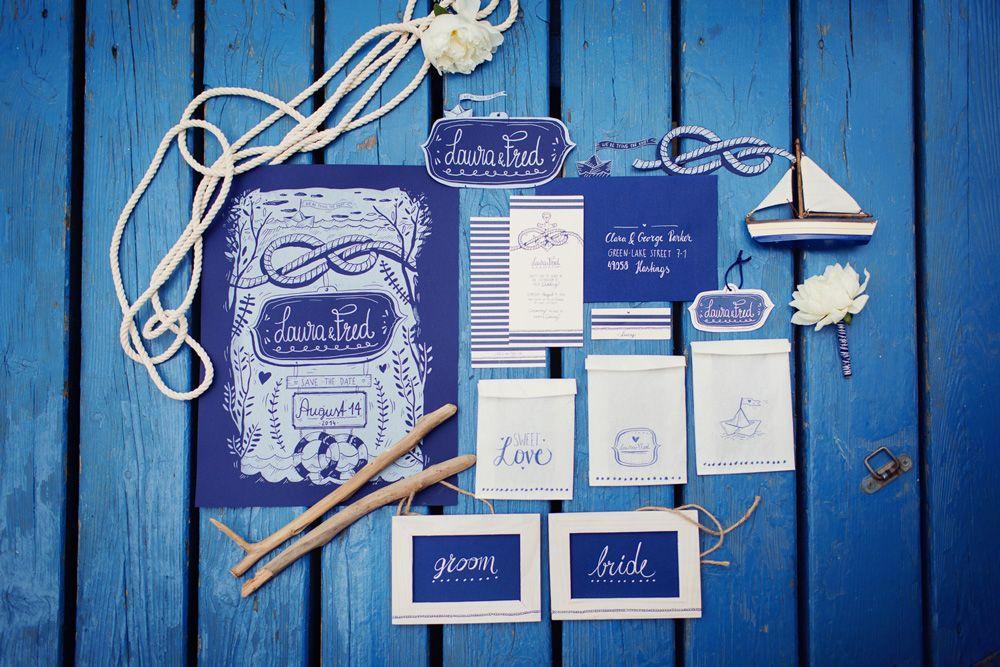 Laura & Fred | Wald und Schwert | INVITATION | WEDDING | waldundschwert.com