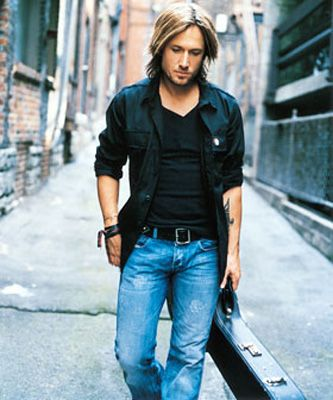 Keith Urban - love his accent