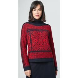Photo of Knit sweater for women