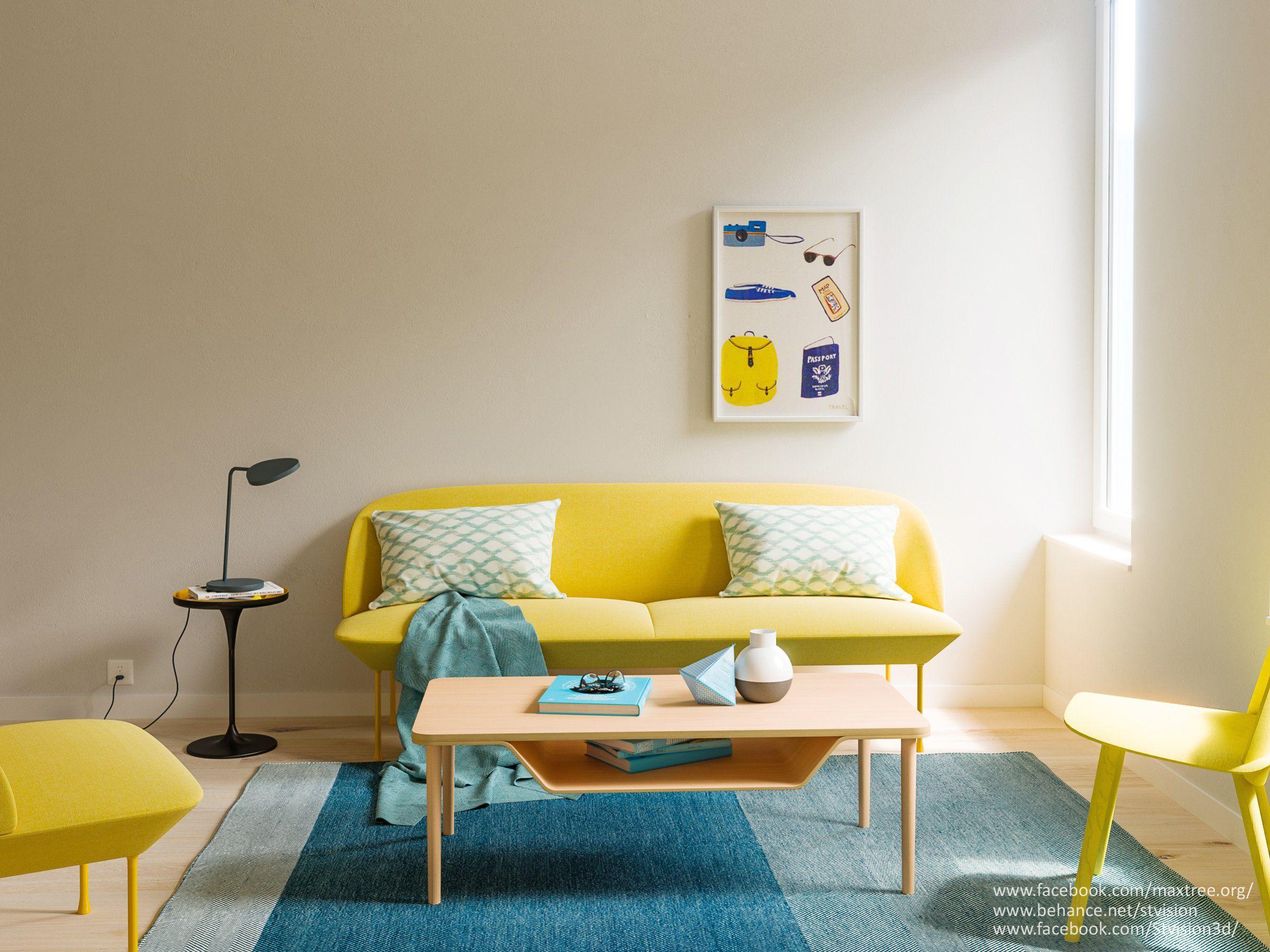 Muuto Sofa Oslo Google Search In 2020 Blue Living Room Living Room Designs Living Room Design Inspiration