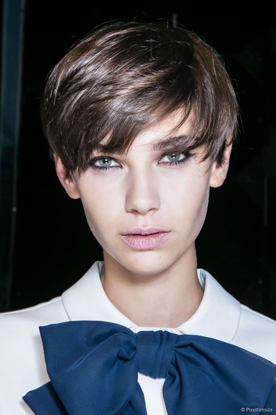 short androgynous hairstyle ideas for women | hair | kurze
