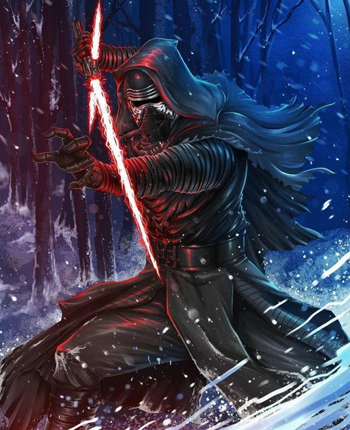 Kylo R. Star wars background, Star wars images, Star
