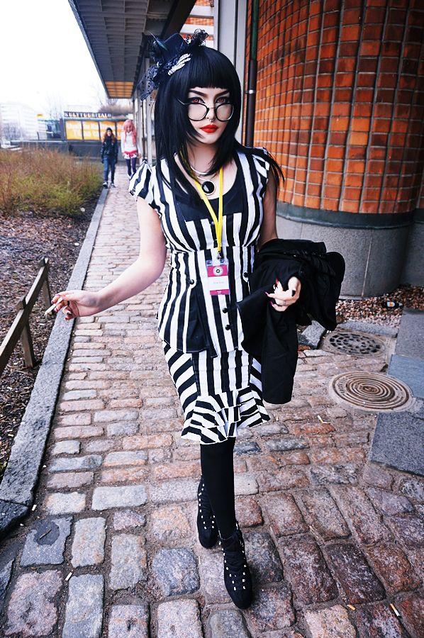 Rose Shock: Popcult Helsinki 2015