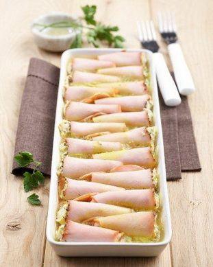 Wielkanocny Schab Nadziewany Chrzanem Kamis Pl Recipe Food And Drink Christmas Food Recipes