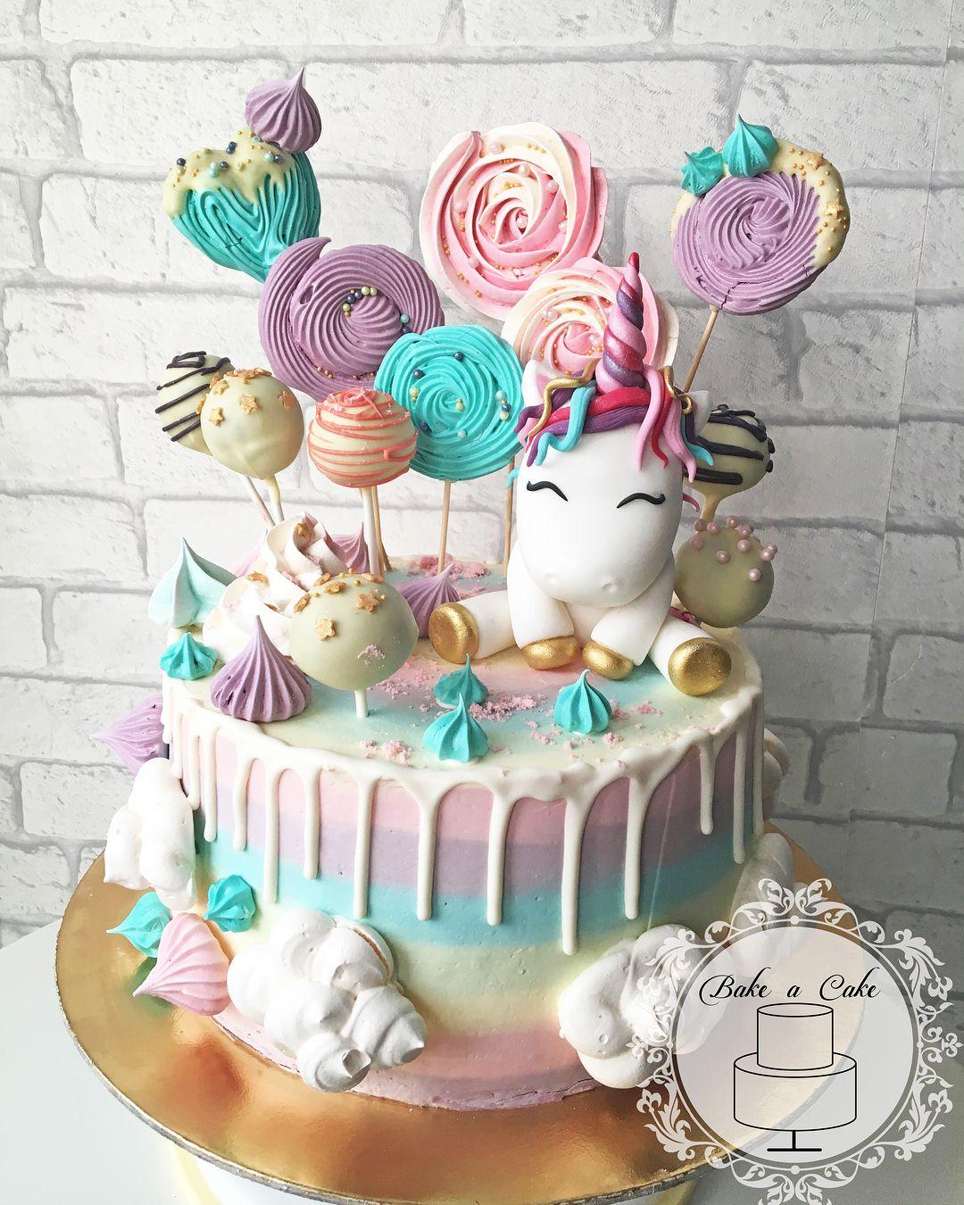 16 Best Instagram Unicorn Cakes And Party Decor Ideas Unicorn Cake Design Unicorn Birthday Cake Cake