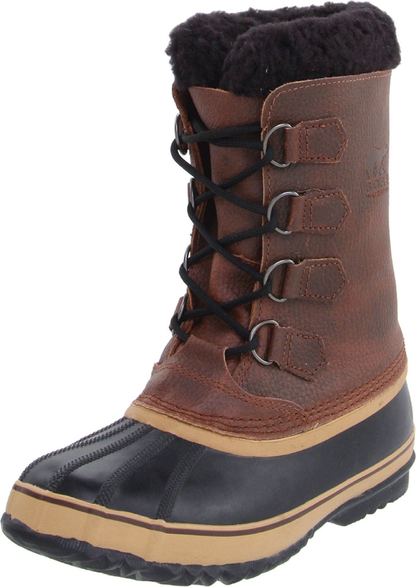 pretty nice 44706 83116 Sorel NM1439 - Botas de cuero para hombre Amazon.es Zapatos y complementos