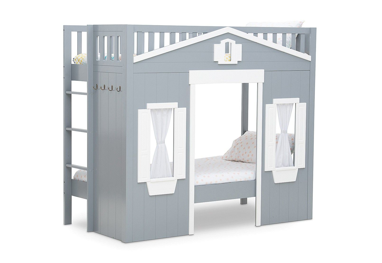 Best Hillside Loft Bunk Bed Amart Furniture Loft Bunk Beds Bunk Beds Bed 400 x 300