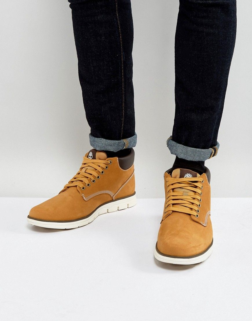 4514b41ee61 TIMBERLAND BRADSTREET CHUKKA BOOTS - BROWN.  timberland  shoes ...