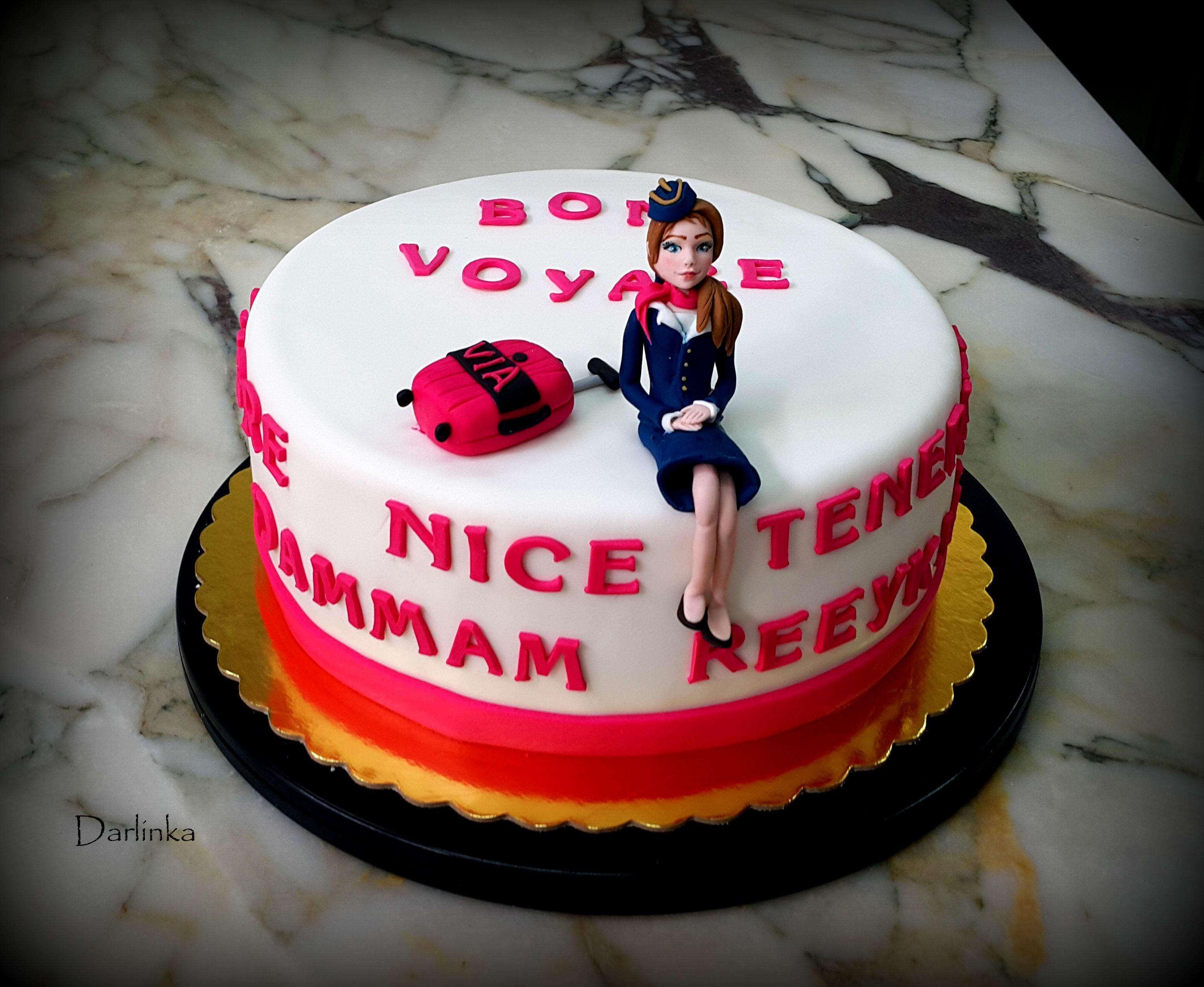 Mehndi Cake Quotes : Flight attendant cake my cakes