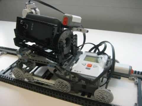 Camera Lego Nxt : Lego mindstorms nxt camera dolly teach trendy lego mindstorms