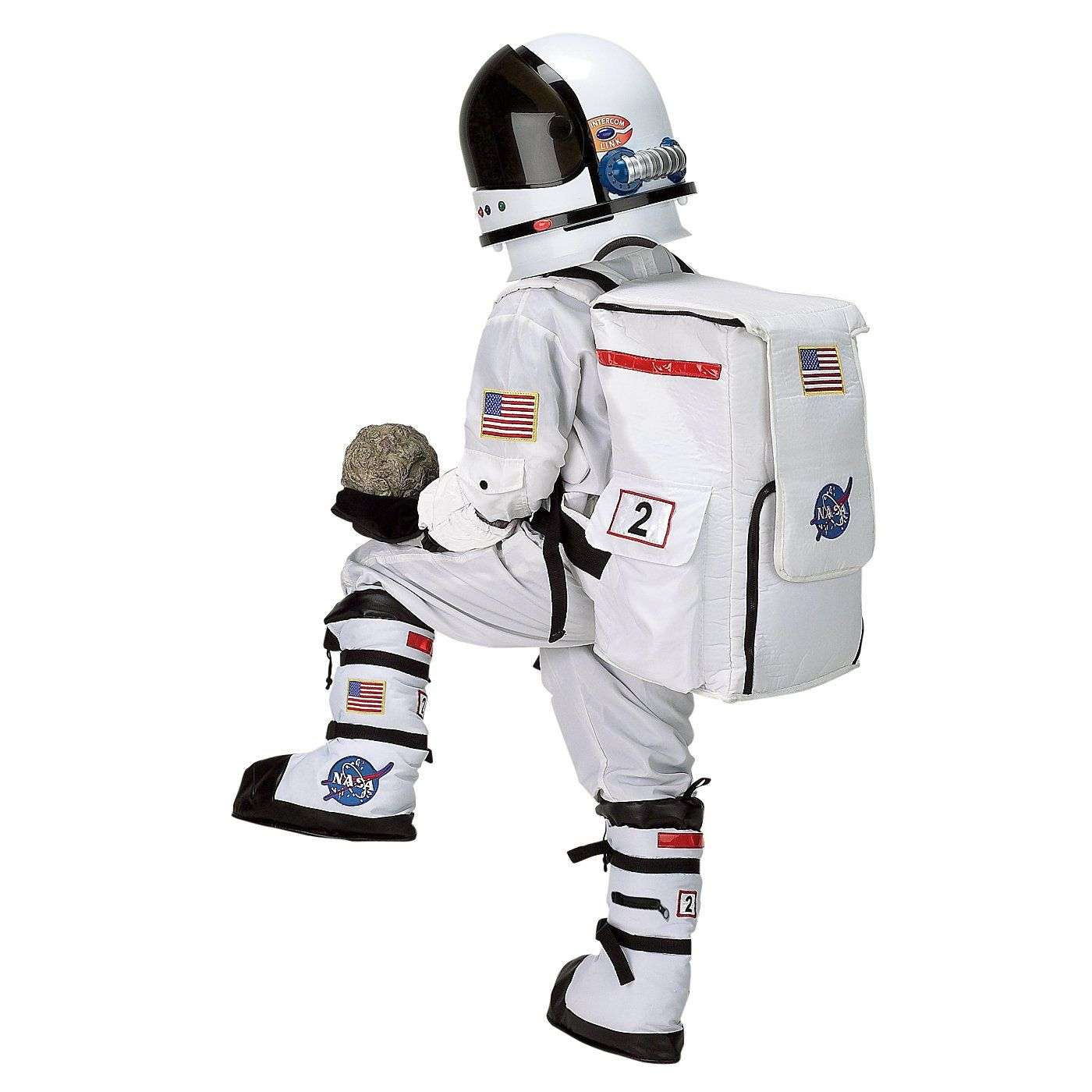 Adult astronaut outfit