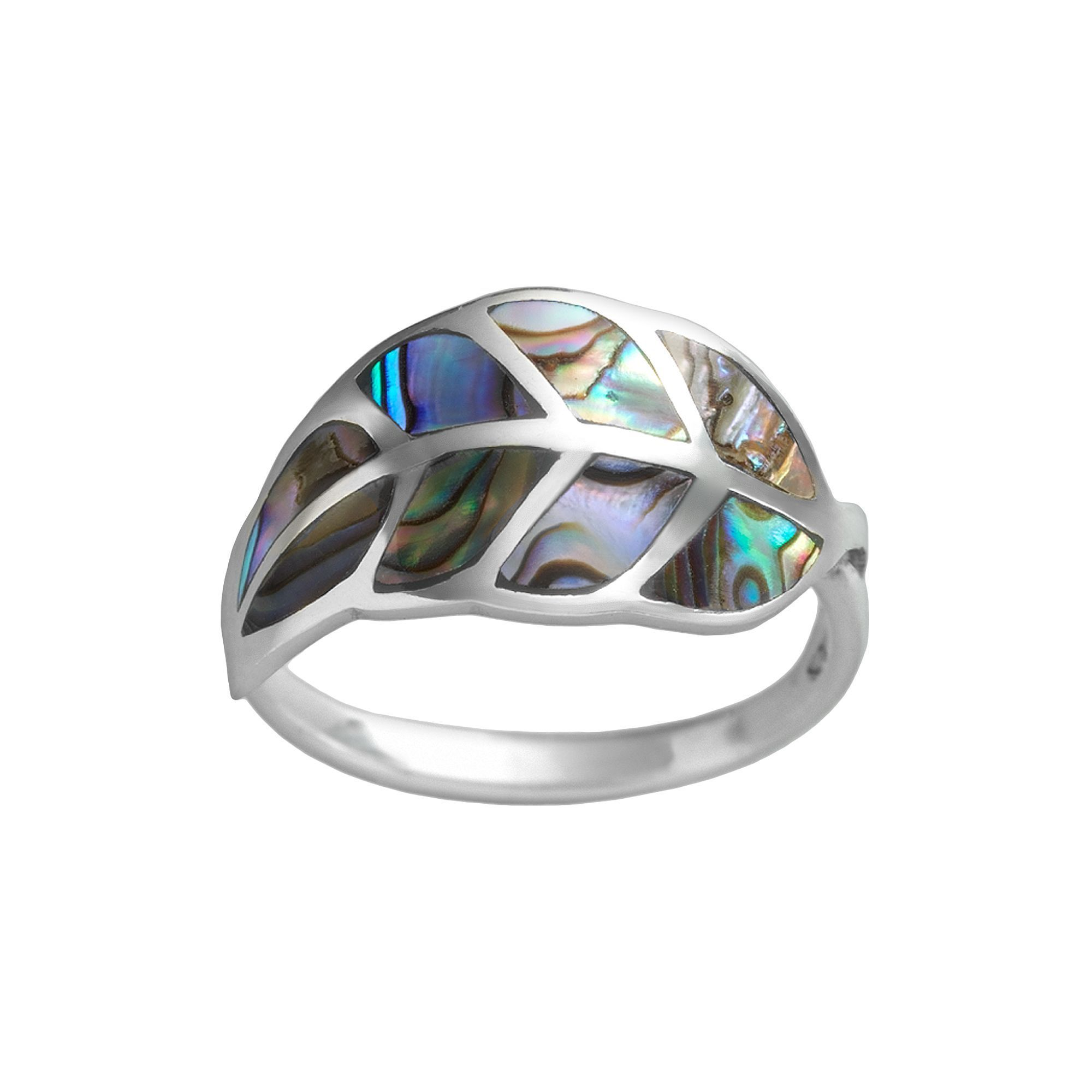 ring listing shell fullxfull paua green engagement rings adjusable abalone il