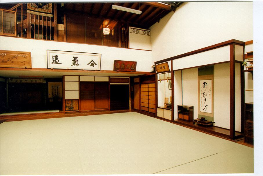 Japanese training dojo 3D model VR / AR ready | CGTrader