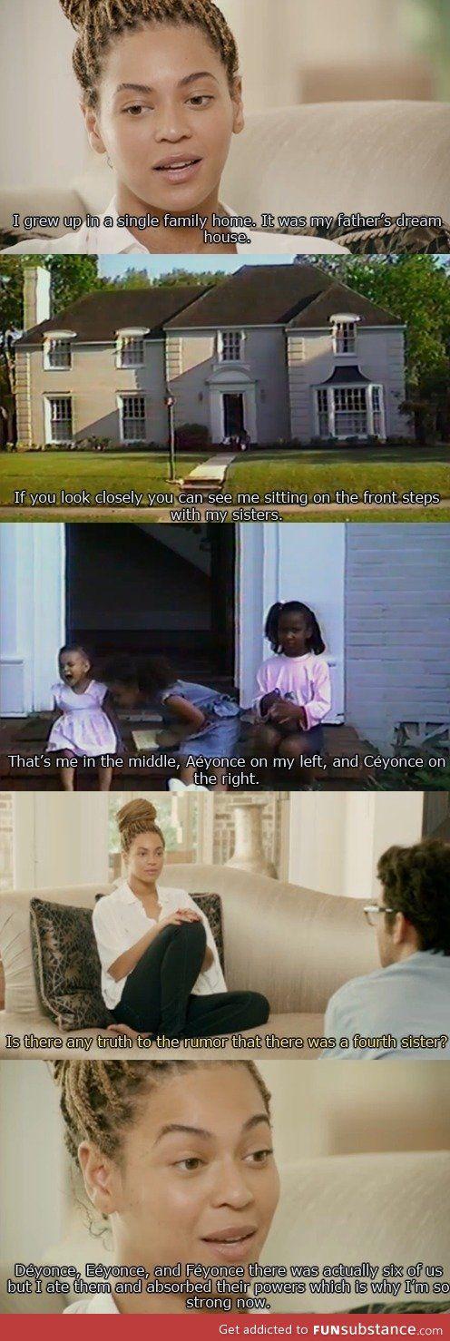 Beyonce - FunSubstance.com | Celebrities funny, Beyonce ...