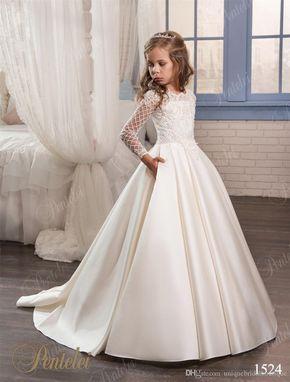 Vestidos de boda para nina baratos