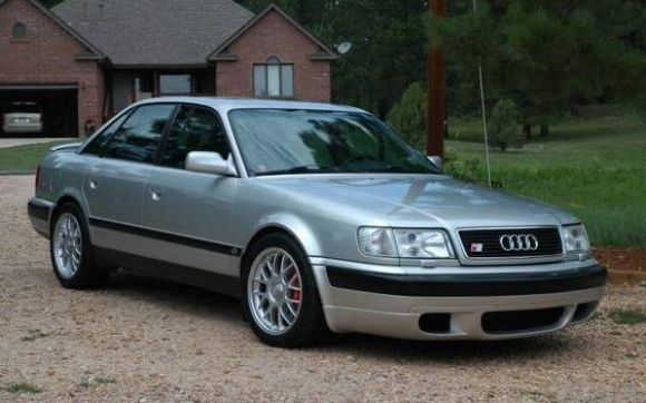 Well Built 1992 Audi S4 Audi S4 Audi Audi Motorsport