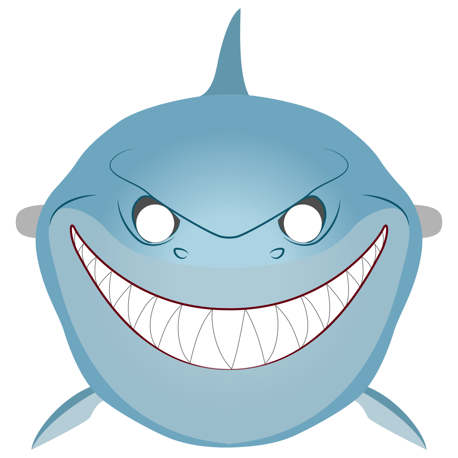 Shark Mask Template Free Printable Papercraft Templates Shark Mask Animal Masks Printable Animal Masks