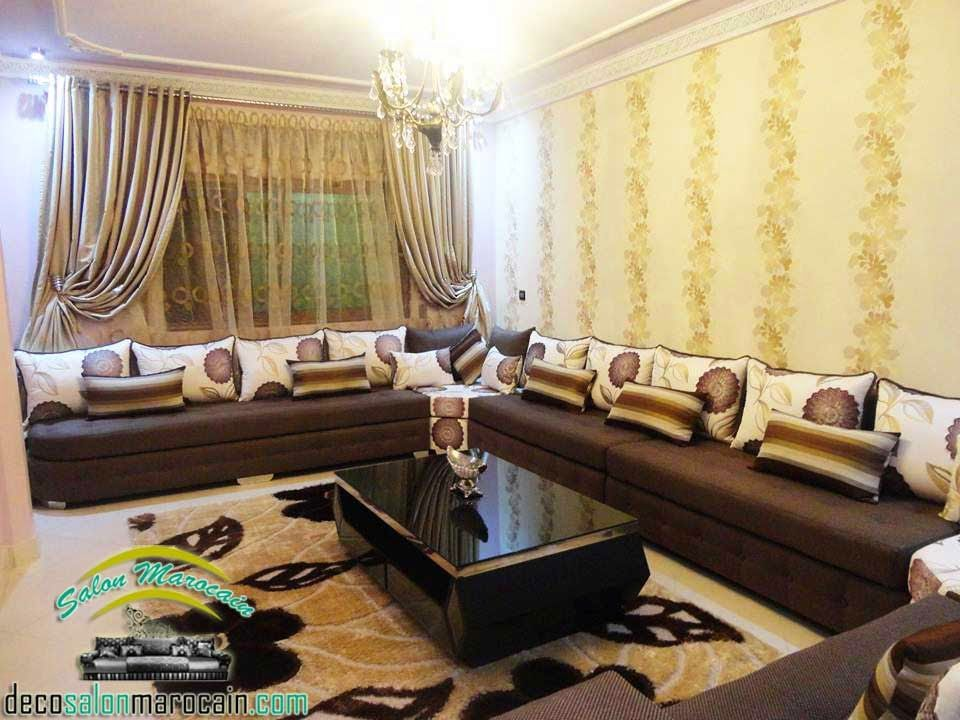 salon marocain moderne cr e pour les palais riad et les grande surface il va convenir. Black Bedroom Furniture Sets. Home Design Ideas