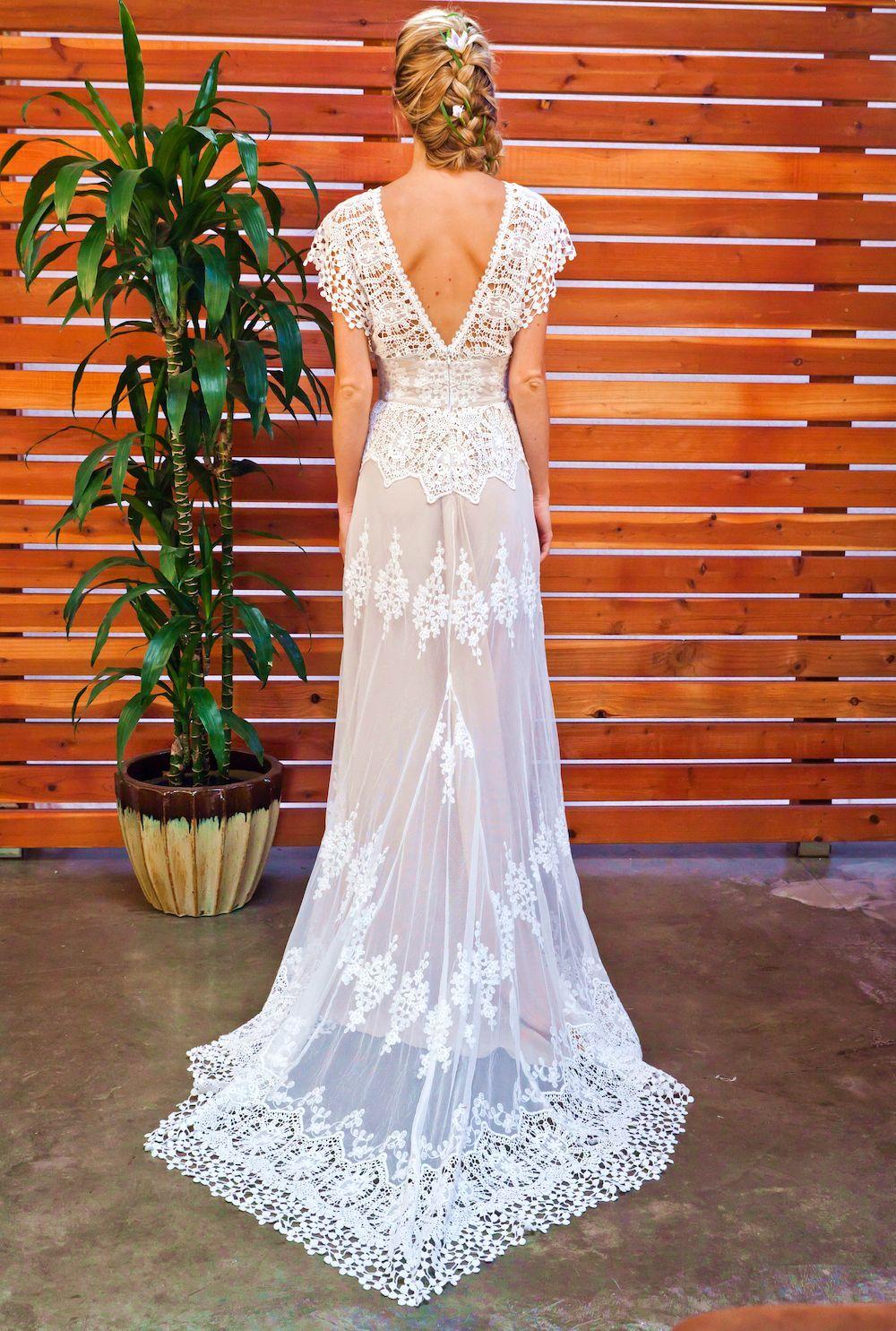 16+ romantische böhmische Brautkleider, um Ihren besonderen Tag zu