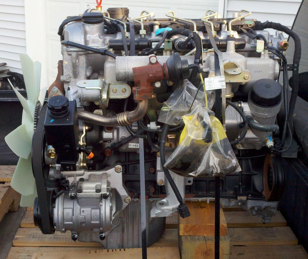 2 7l 5 cylinder diesel engine ssangyong mercedes benz for Mercedes benz 5 cylinder diesel engine