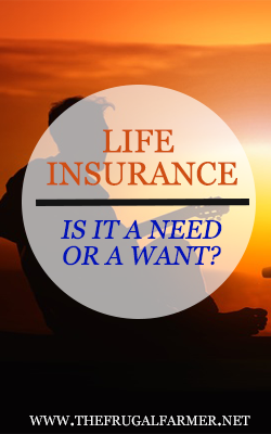 Is Life Insurance A Need Or A Want Life Insurance Life Insurance
