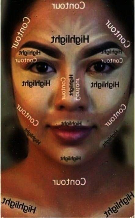Photo of #contourmakeupforbeginners #makeupforbeg #grungemakeup #fortutorial #beginne