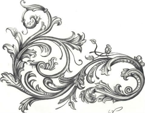filigree tattoo google search victorian ornament tattoo pinterest filigree tattoo. Black Bedroom Furniture Sets. Home Design Ideas