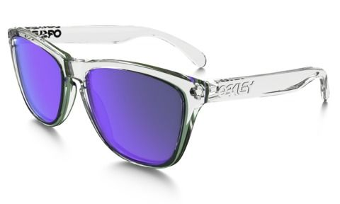 Frogskins™ violet iridium See lens details   Pinterest   Oakley ... 012dc26987