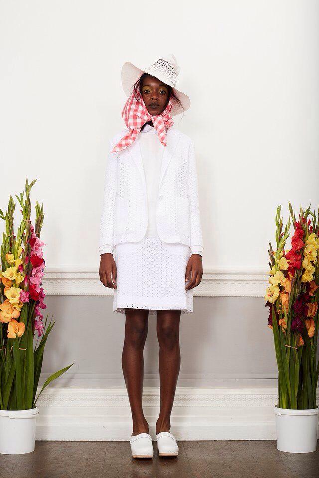 Peter Jensen - Spring 2017 Ready-to-Wear