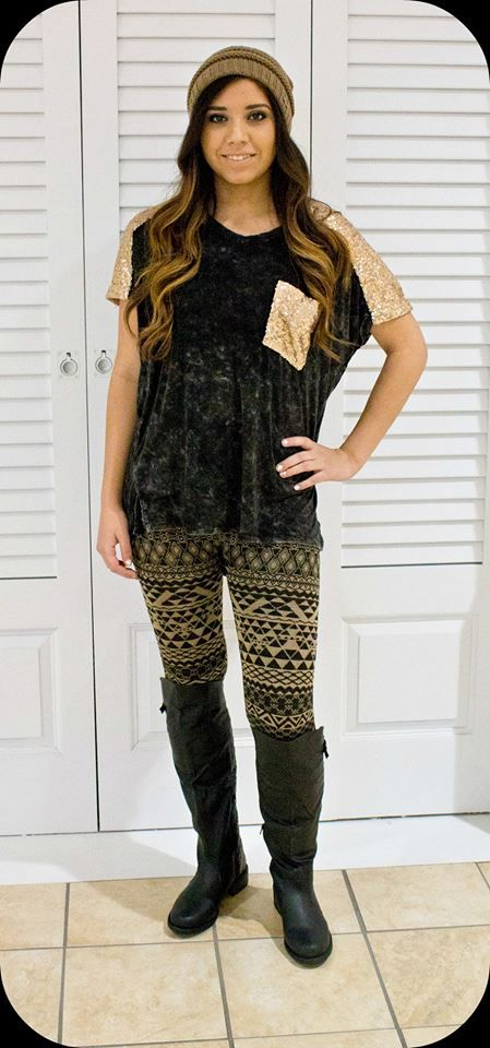 Need a little sparkle in your life tonight??? Hurry in and snag this top {$32.95} or have it shipped for free