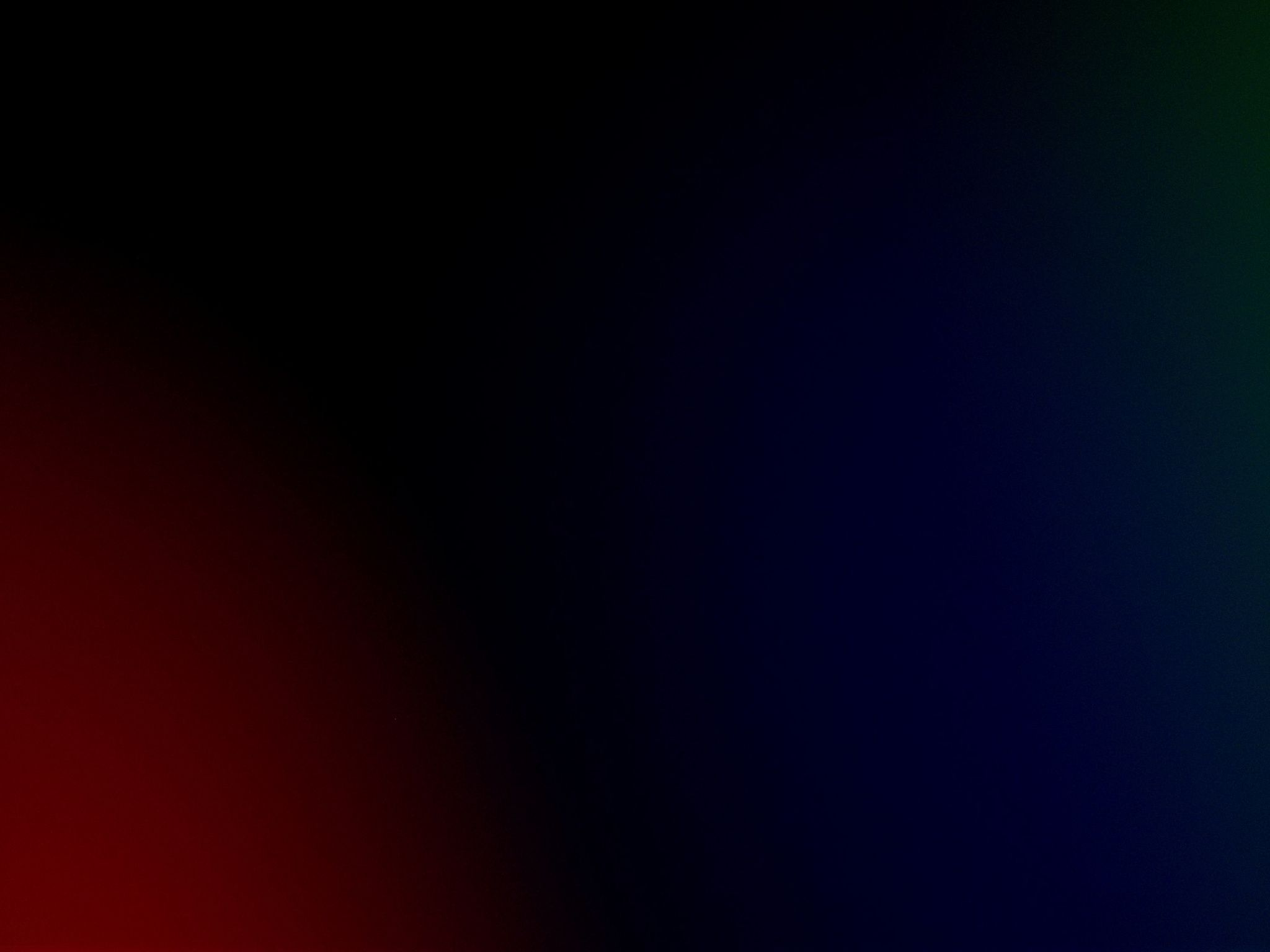 Color gradient background suggesting spirituality