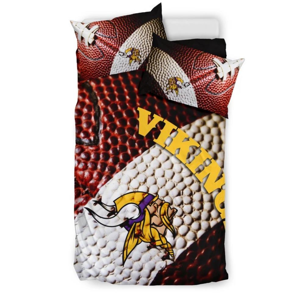 Comfortable Minnesota Vikings Bedding Sets (Có hình ảnh)