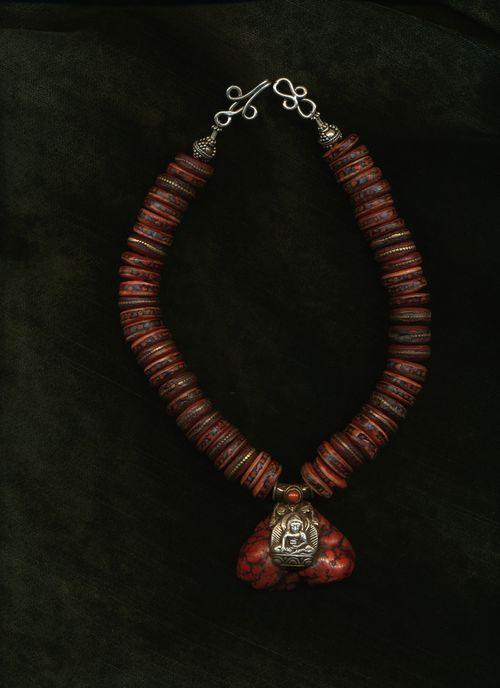how to use tibetan prayer beads