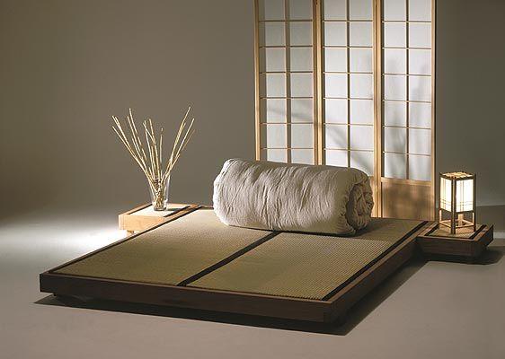 Bildergebnis Für Japanisches Bett