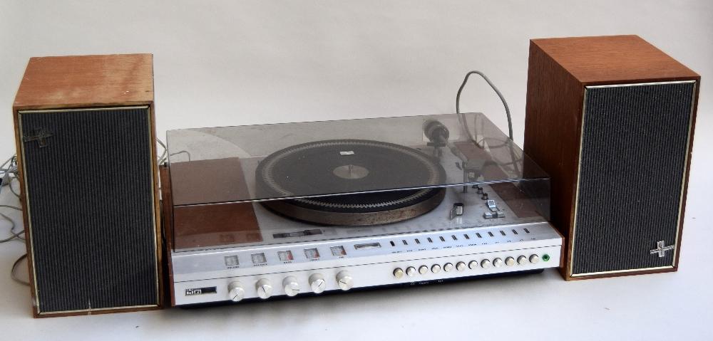 1070s Philips Sound Project ZU7 HiFi system