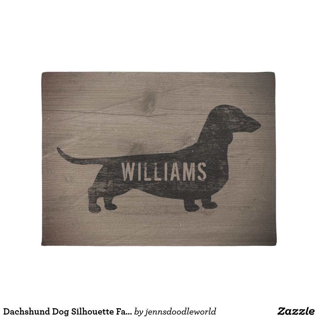Dachshund Doxen Weiner License Plate Front License Sign Car Tag Decorative Metal Plate