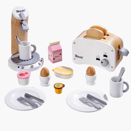 Spielküchen Zubehör Frühstücksset | Kinder/Kinderzimmern 01 ...