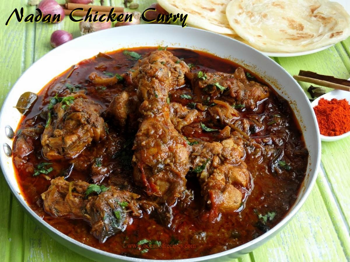 nadan kozhi curry kerala style chicken curry curry chicken recipes curry recipes indian chicken curry recipe nadan kozhi curry kerala style