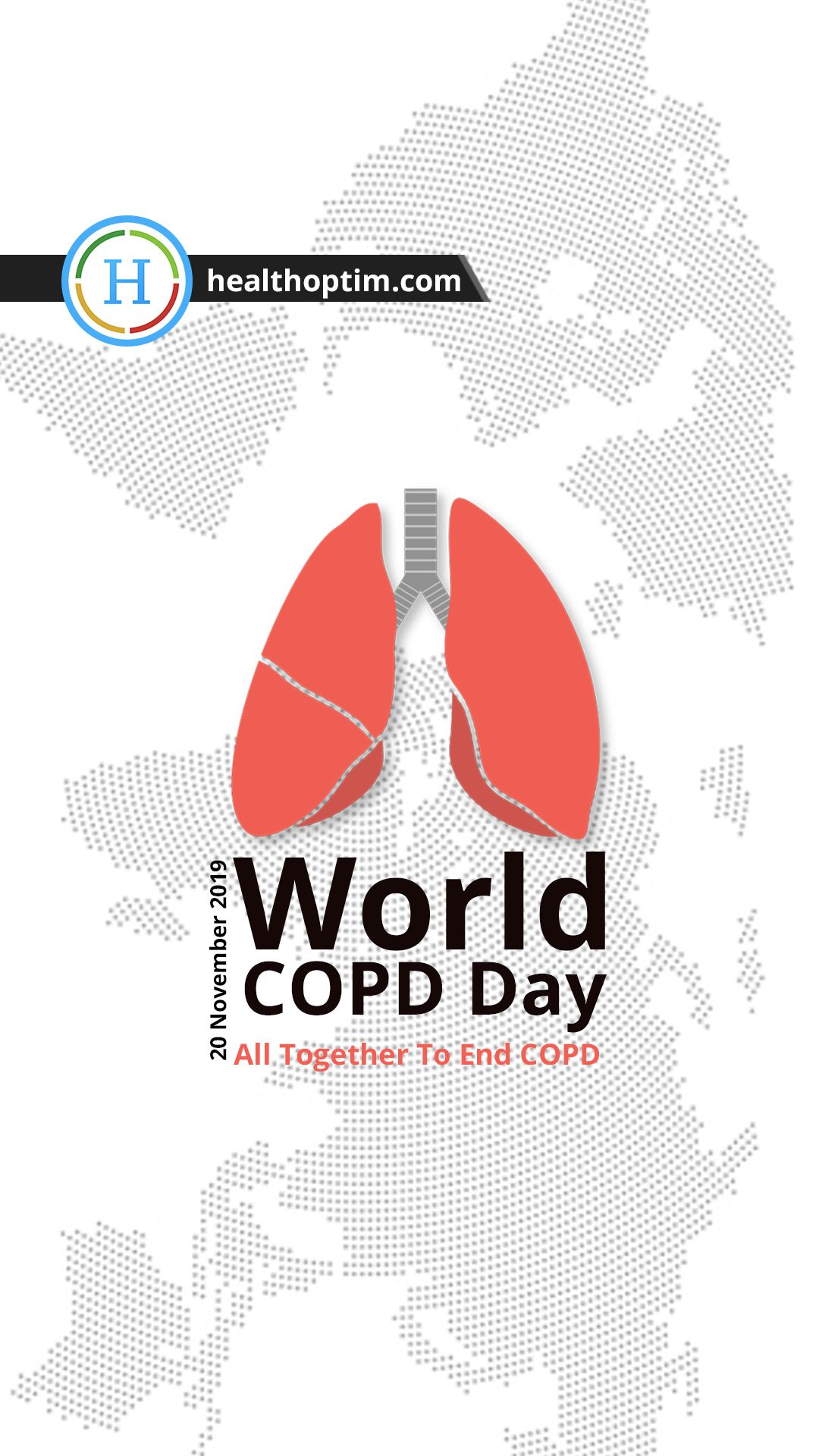 Chronic Obstructive Pulmonary Diseases (COPD) leads to 13% ...