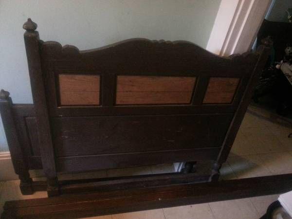 1800's bed frame - $50