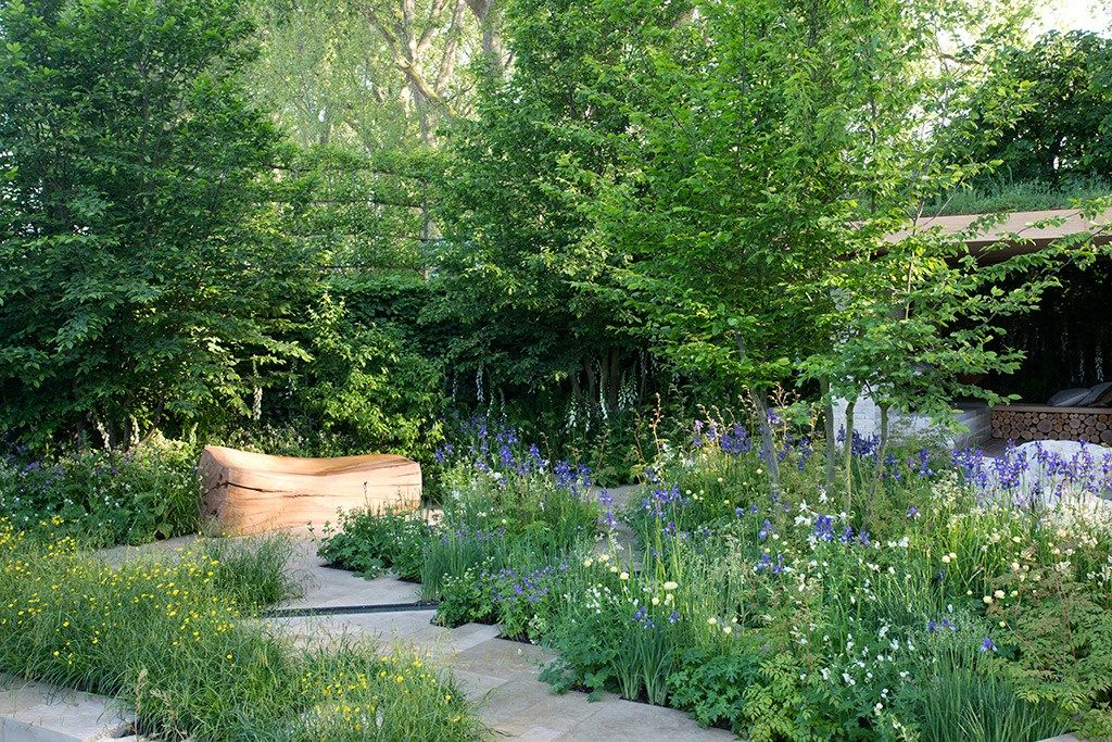 Perfect GardenersWorld The HomeBase Garden, Designed By Adam Frost Photo: Paul  Debois
