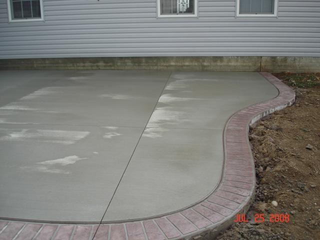 Stamped Concrete Real Help Custom Company Buffalo Ny