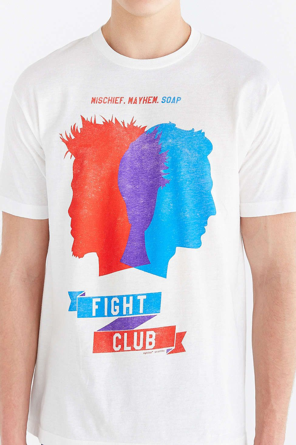 Hoodie Mischief Mayhem Soap Fight Inspired Club Girls Top