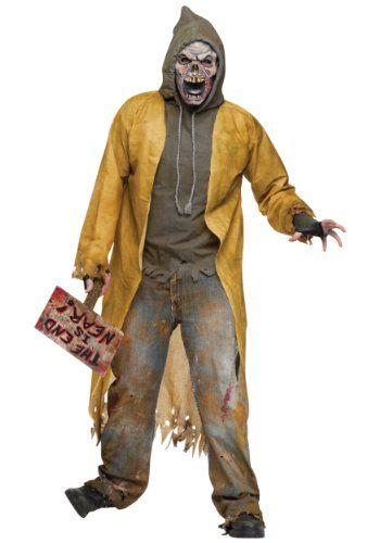 FunWorld Street Zombie Complete Costume  http://www.beststreetstyle.com/funworld-street-zombie-complete-costume/